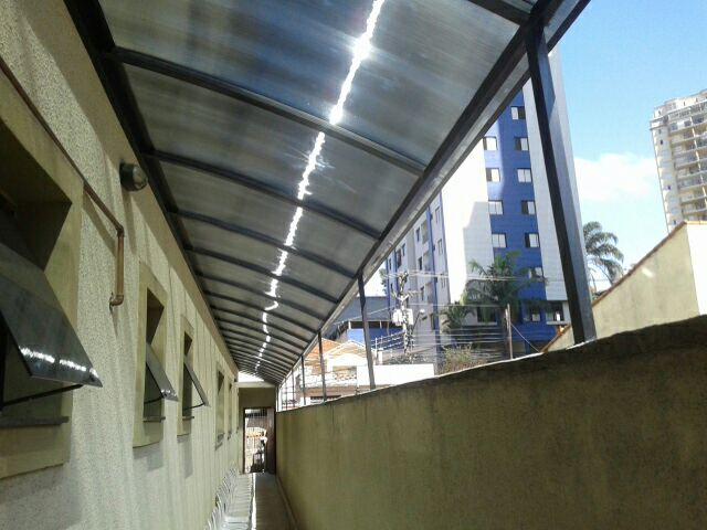 policarbonato corredor